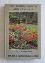 zz The Rhododendron and Camellia Year Book 1964 - ed. P. M. Synge, J. W. O. Platt (1963) (SOLD)
